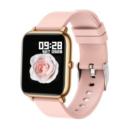 Montre-connectee-rose-popglory-AXIME