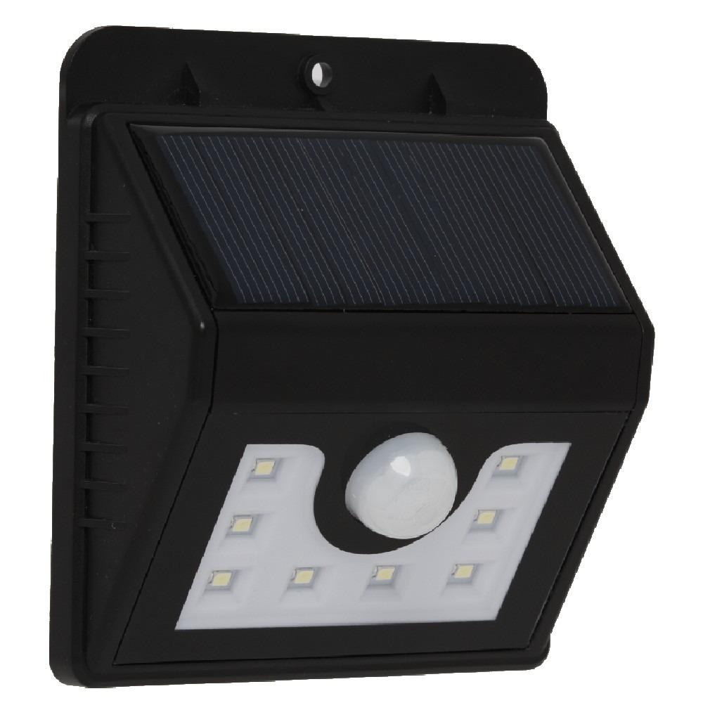 axime-Lampe solaire d'extérieur 8 LED